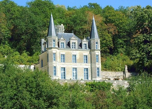 Château des Ormeaux, Valle della Loira, Francia