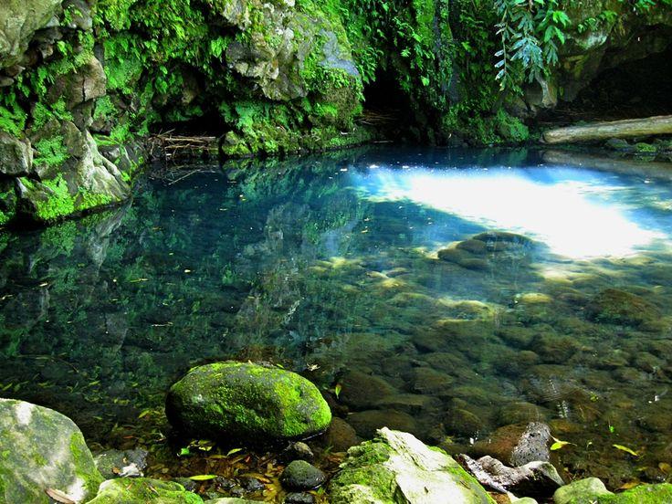 Poço azul - São Miguel - Açores