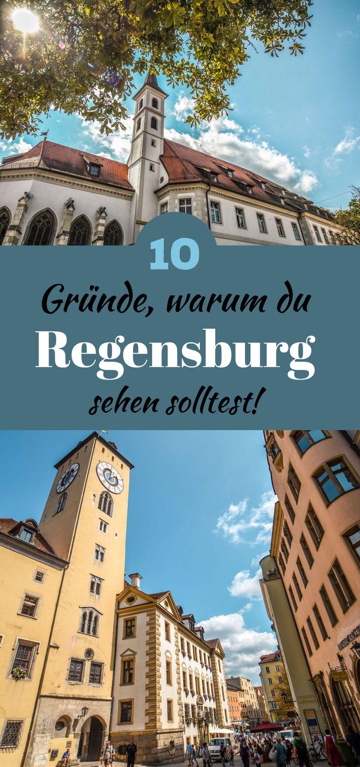 Ausflüge Regensburg