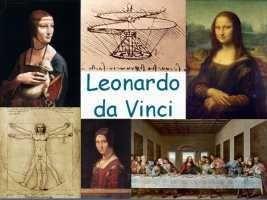 Beeldende vorming - Leonardo da Vinci