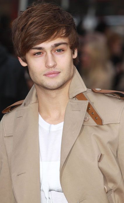Douglas booth. Trench Coat