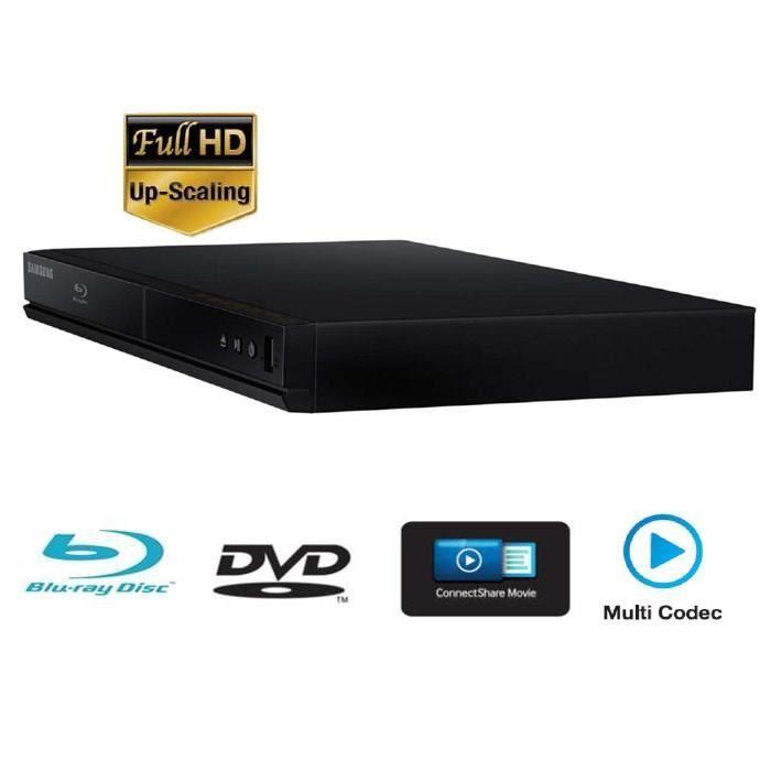 59 € ❤ Les Promos #HighTech - #SAMSUNG BD-J4500 Lecteur #Bluray #DVD Full HD USB ➡ https://ad.zanox.com/ppc/?28290640C84663587&ulp=[[http://www.cdiscount.com/high-tech/lecteurs-enregistreurs/samsung-bd-j4500-lecteur-blu-ray-dvd-full-hd-usb/f-1062716-samsubdj4500.html?refer=zanoxpb&cid=affil&cm_mmc=zanoxpb-_-userid]]