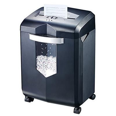 paper shredding equipment