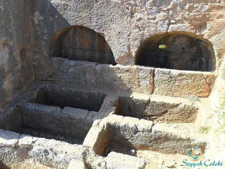 Selçuk Efes Yedi Uyuyanlar Mağarası - Seven Sleepers Ephesus İzmir