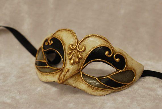 Maschera di Venezia per bambini - maschera per costume bambini  B08