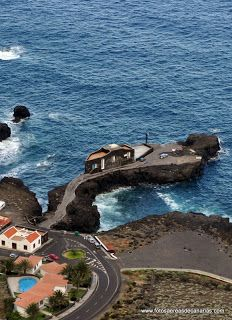 The smallest hotel in the world, El Hierro