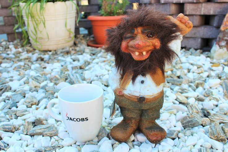 Vintage Original Norwegian Large Ny Form Troll Figurine, Norway Nyform Troll Statue, Scandinavian Troll Doll by Grandchildattic on Etsy