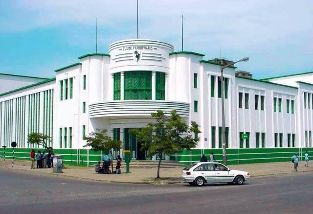 Clube Ferroviário, Lourenço Marques