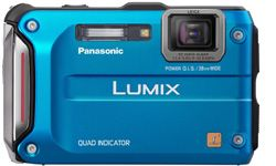 Panasonic Lumix TS4 Tough Body with Rugged Design