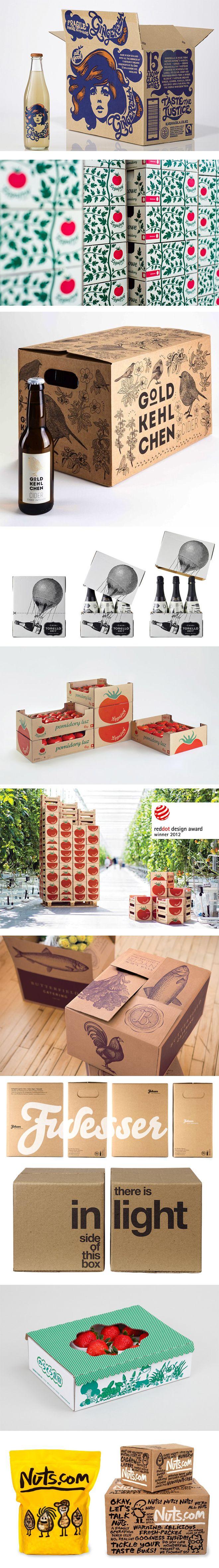 """Trays and Boxes with that """"something special"""" Förpackad -Blogg om Förpackningsdesign, Förpackningar, Grafisk Design - CAP&Design"""