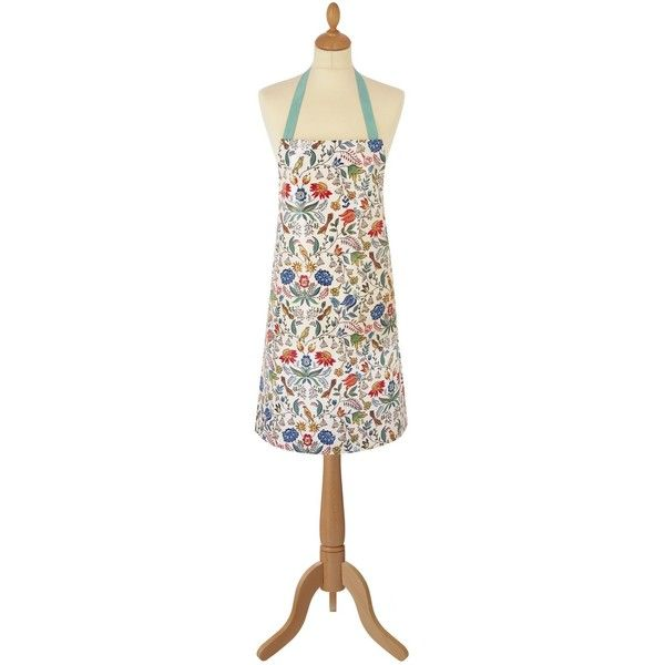 Ulster Weavers PVC Apron Arts and Craft ($20) ❤ liked on Polyvore featuring home, kitchen & dining, aprons and ulster weavers