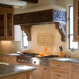 Vent Hood Home Kitchen