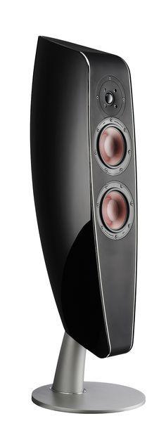 Dali F5 Fazon Loudspeakers Unconventional Shape, Unbelievable Sound