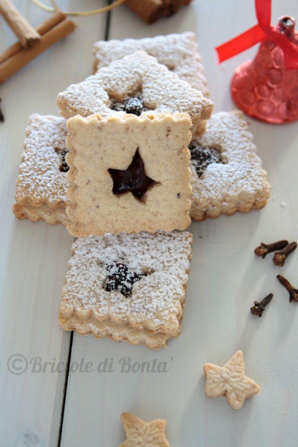 Briciole di Bontà: Biscotti Linzer