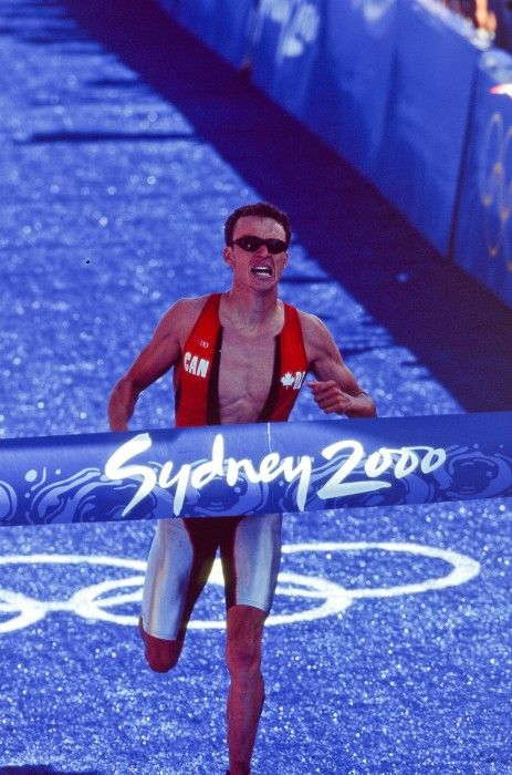 Simon Whitfield is a determined, dedicated athlete. He should be remembered in sport history as being loyal to his country and making a difference in the lives of young athletes in terms of being actively involved in representing the Multiple Sclerosis Society and mentoring young athletes by teaching them the importance of training safely and working hard.
