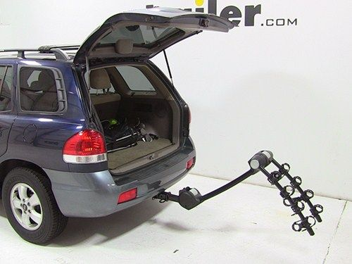 "Thule Vertex 5 Bike Carrier for 2"" Hitches - Tilting Thule Hitch Bike Racks TH9030"
