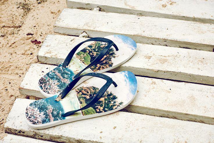 #esprit #slipslops #footwear #beachlook #summer