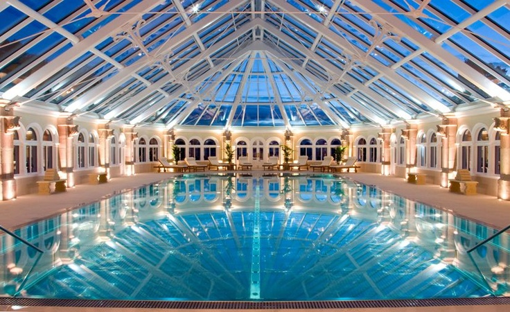 17 best images about skibo castle on pinterest meaning - Dream interpretation swimming pool ...