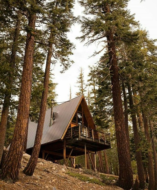 400 Best Images About A Frame Cabins And Houses On Pinterest