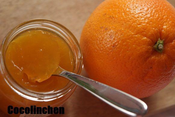 Cocolinchen : Schnelles Orangengelee