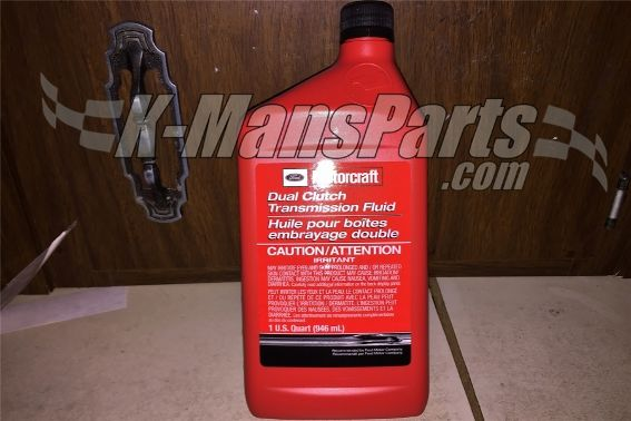 This is the transmission lubricant used on some later model manual transmission applications. Often referred to as Dual Clutch Transmission Fluid. The Ford specification number is WSD-M2C200-D2. Check your owner