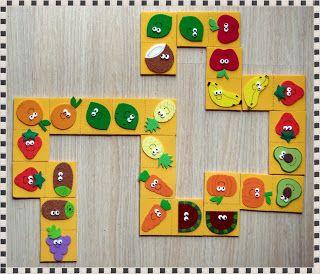 ALFABETIZAÇÃO CEFAPRO DE PONTES E LACERDA : Jogos para a sala de aula em EVA