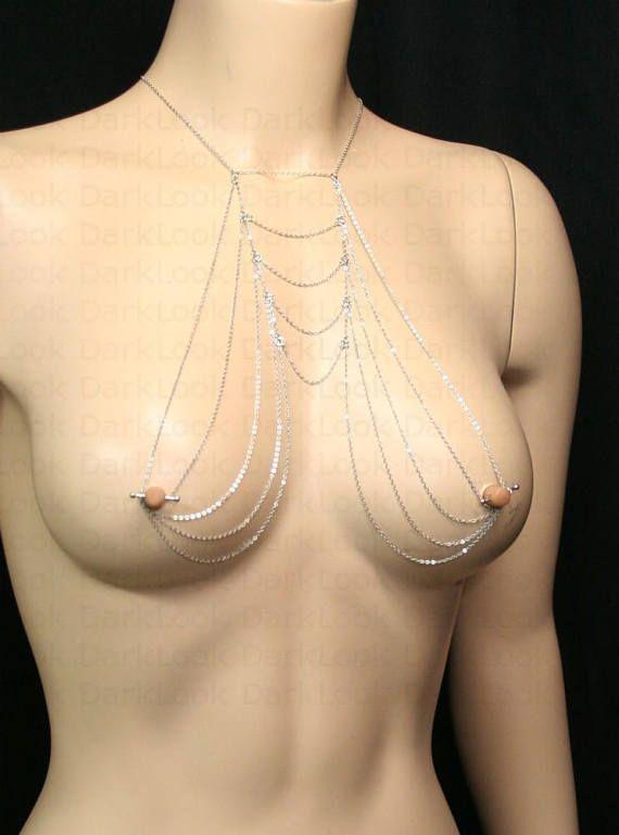 Nipples Jewelry, Nipple Piercing Jewelry, Sexy Jewelry -2240
