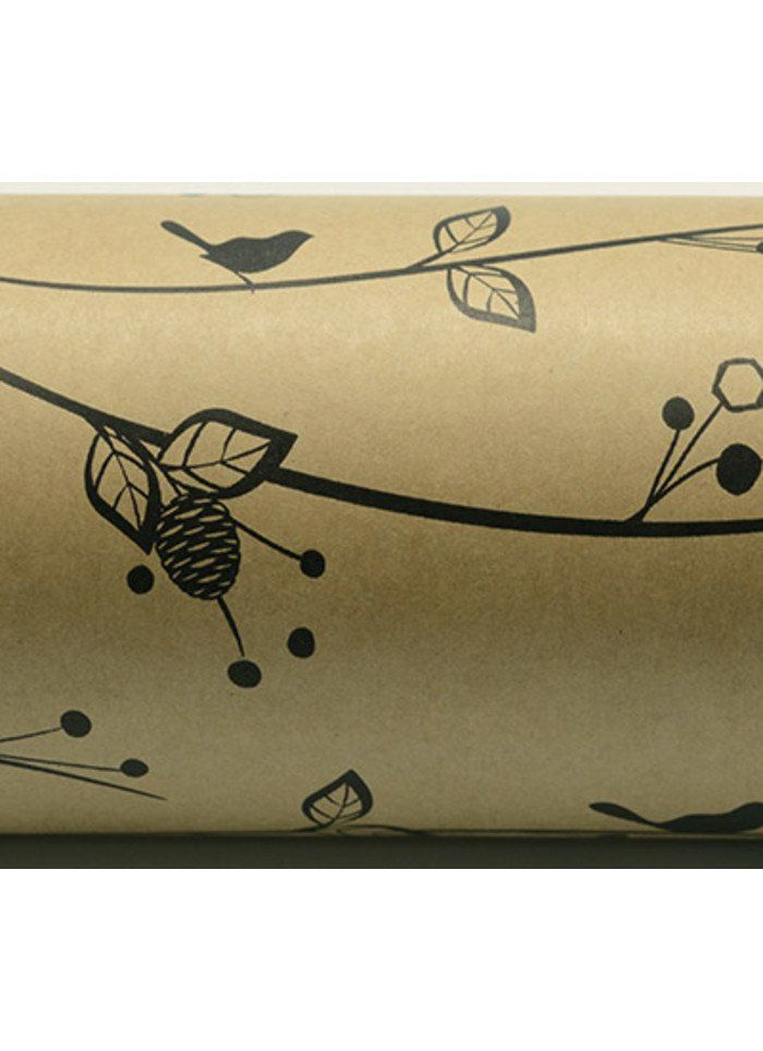 Wrapping Paper Roll - Botanica