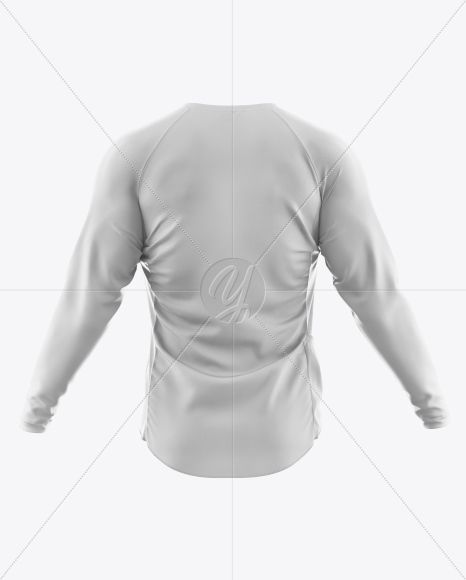 Download Men S Cycling Jersey Mockup Back View In Apparel Mockups On Yellow Images Object Mockups