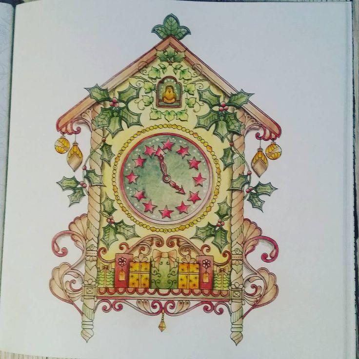 #johannabasford #johannaschristmas #color