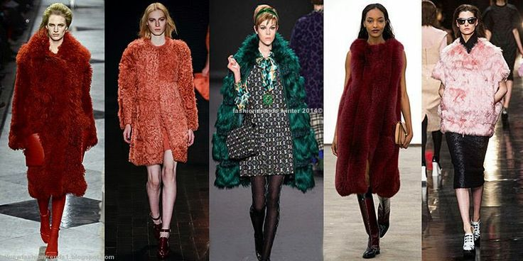 fashion trends winter 2014