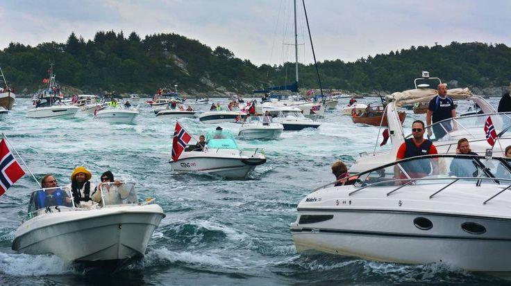 Farsund var Norges mest populære - Lister24.no