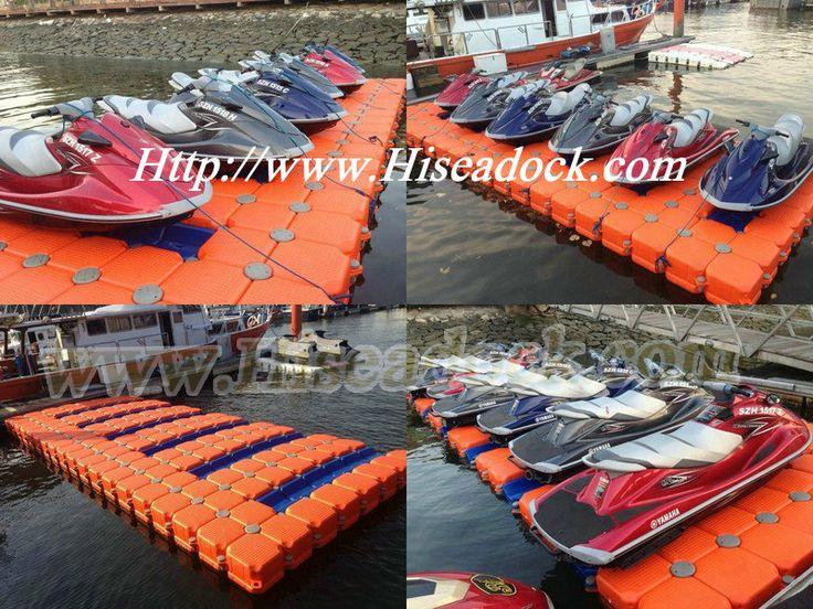 4  jet ski dock