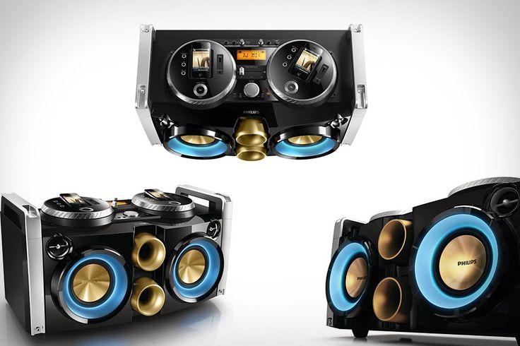 Philips Mini DJ System