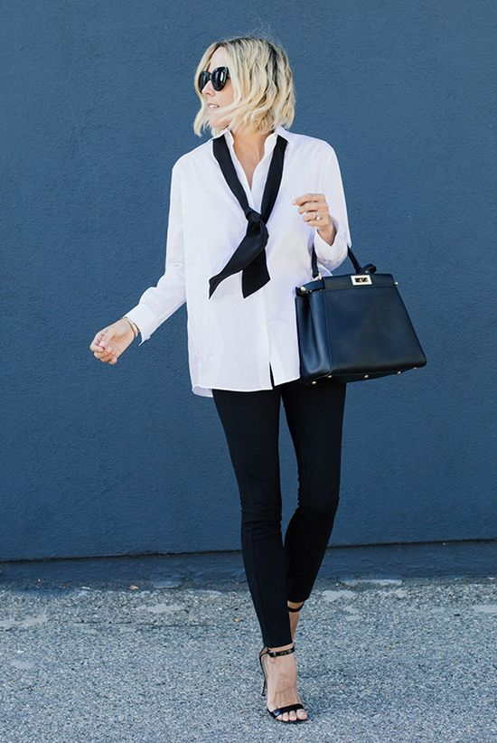 35 Chic Work Outfits To Wear This Fall:Be Daze Live waysify:
