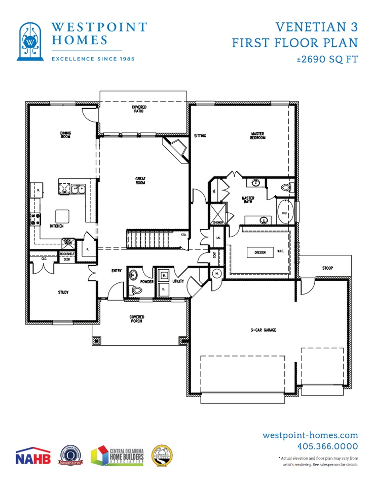 Pin By Westpoint Homes On Floor Plans Pinterest