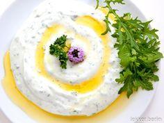 Rezept Kräuterquark mit Leinöl - lekker.berlin   Rezepte und mehr ... Food-Blog, Rezepte, Backen, Kochen, Drinks - Viel Spaß beim Lesen und Ausprobieren.