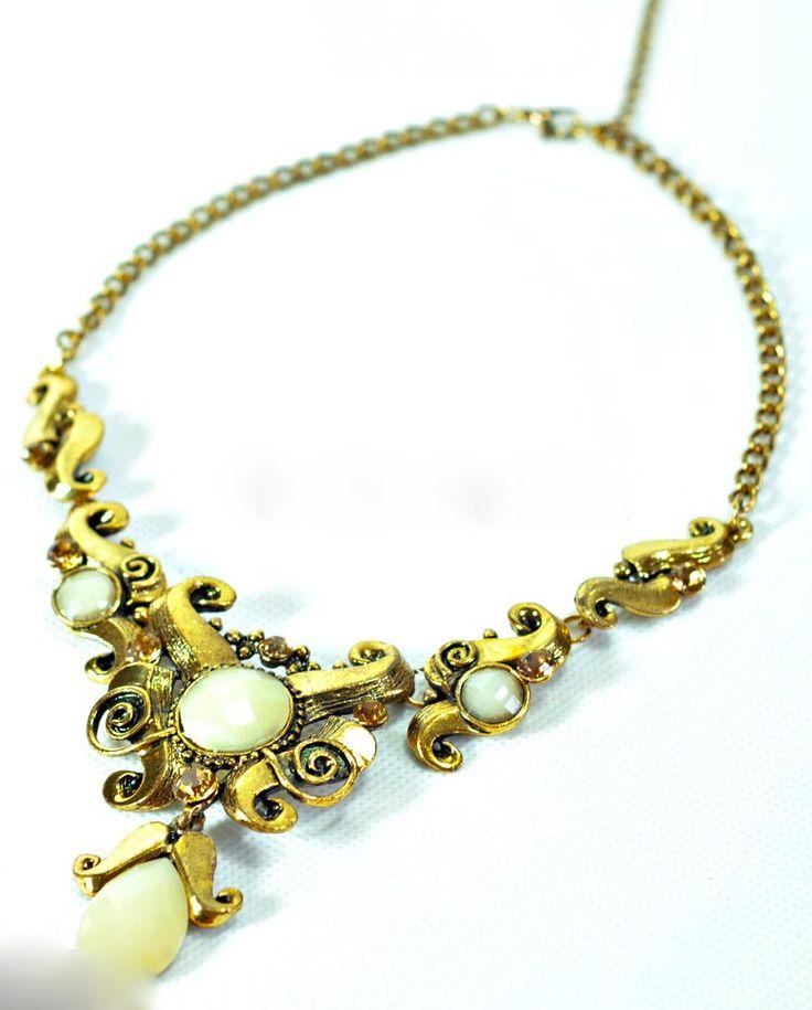 Vintage Grace Necklace
