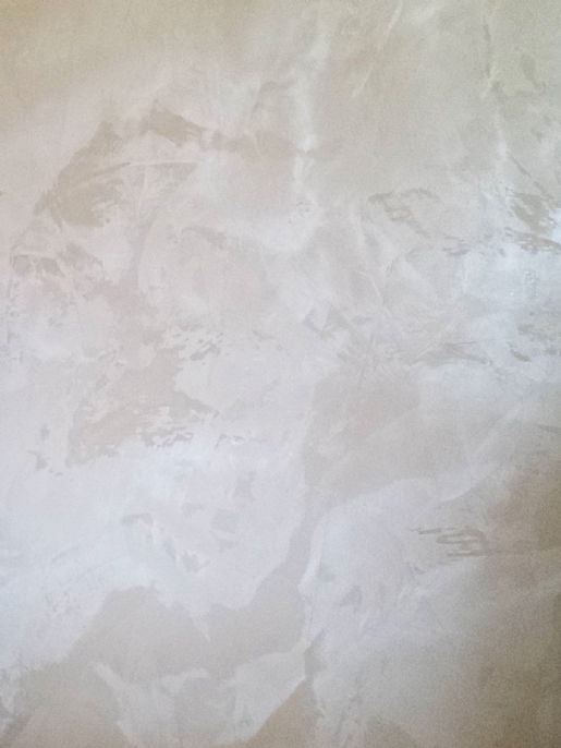 Polished Plaster - Suede with large open pearl pattern                                                                                                                                                                                 More
