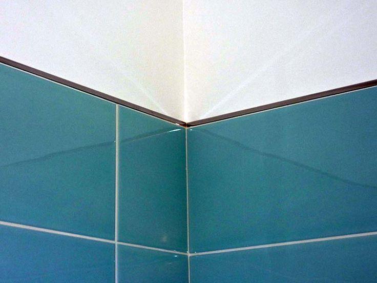 Pose droite faience salle de bain Carrelage Pinterest - quel revetement de sol exterieur choisir