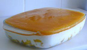 Solero-Dessert mit Mango zubereiten