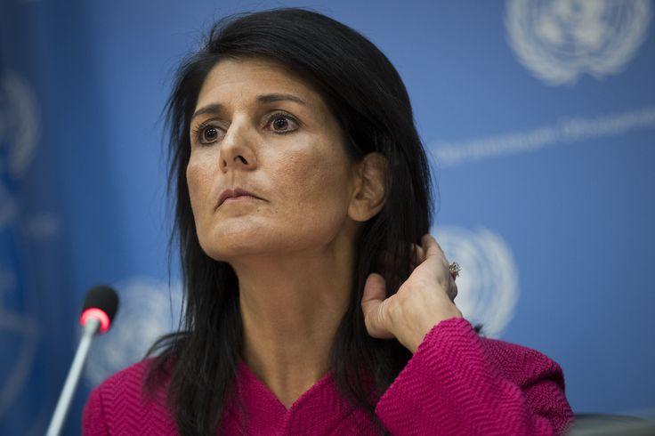 Nikki Haley Addresses United Nations Panel: Watch Online