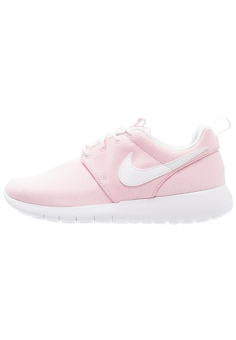 Nike Sportswear ROSHE ONE - Tenisówki i Trampki - prism pink/white/safety orange za 269 zł (11.07.17) zamów bezpłatnie na Zalando.pl.