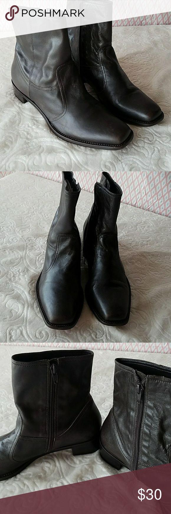 #9- ANTONIO MELANI WOMEN'S BOOTIES!!!! ANTONIO MELANI BOOTIES EXCELLENT USED CONDITION ANTONIO MELANI Shoes Ankle Boots & Booties