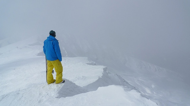 Gary Looking in to Jasna Freeride Zone by Gary Kane, via Flickr
