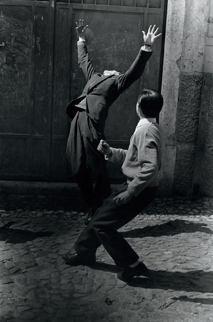 Gérard Castello-Lopes - Lisboa, 1957