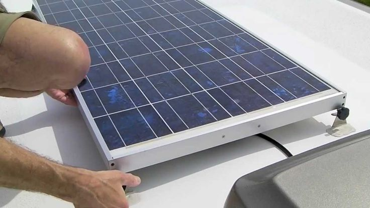 solar panel roof installation guide