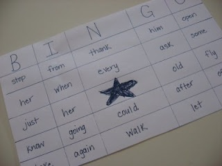 Sight Word Bingo - activities don't have to be fancy to work!: Readers Corner, Flash Cards, Sight Words Bingo, Schools Ideas, Activities Request, Teaching Ideas, Learning Activities, No Time, Classroom Ideas