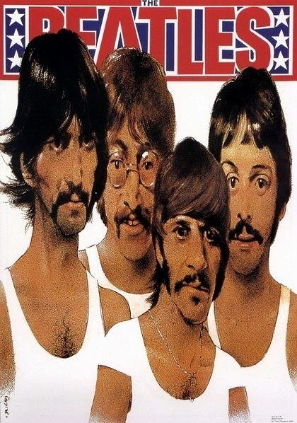 Beatlesi - Waldemar Świerzy