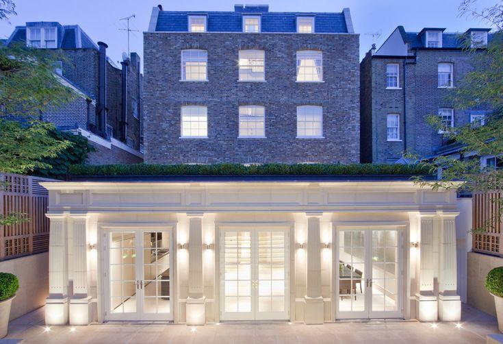 Hamilton Terrace, London - Stone Theatre